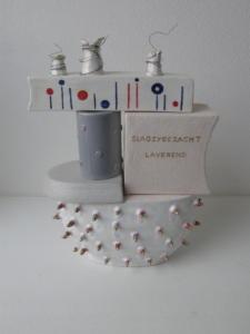 Paulien Hakkert keramiekSlagschip (verkocht)